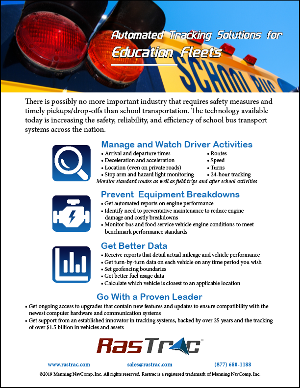 Education Fleet Features