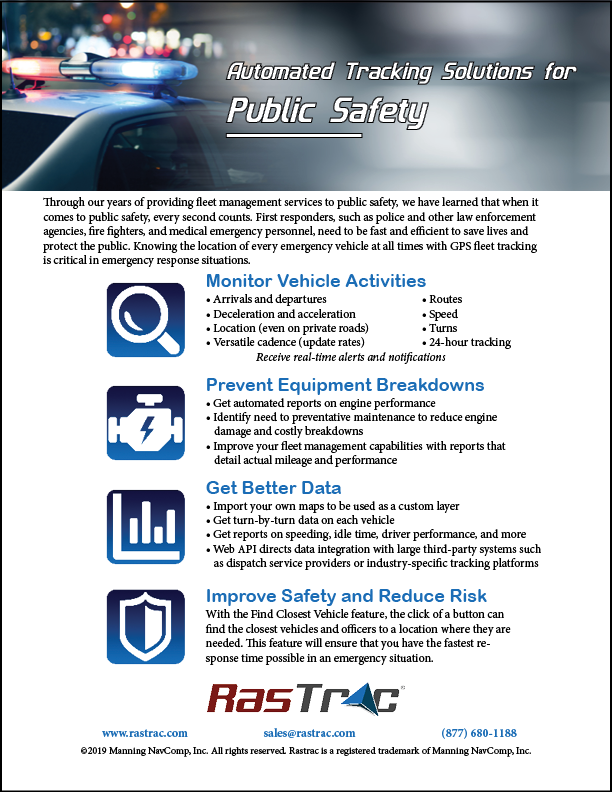 Public Safety Features