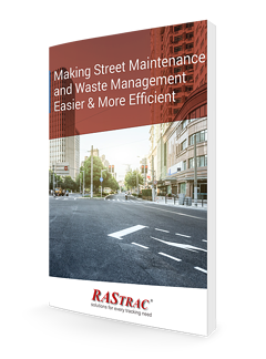 Making Street Maintennce and Waste Management Easier and More Efficient