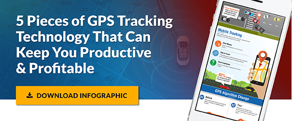 CTA-5 Pieces of GPS Tracking Technology-EMAIL