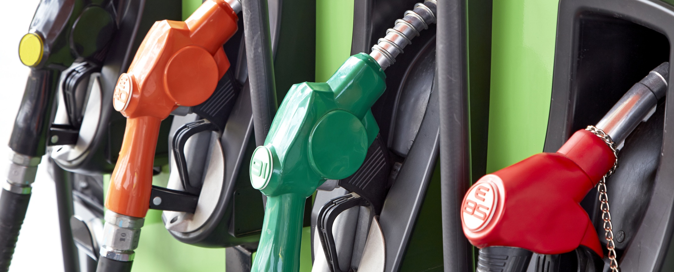 Municipalities feel the pain at the pump just as much as the average citizen.