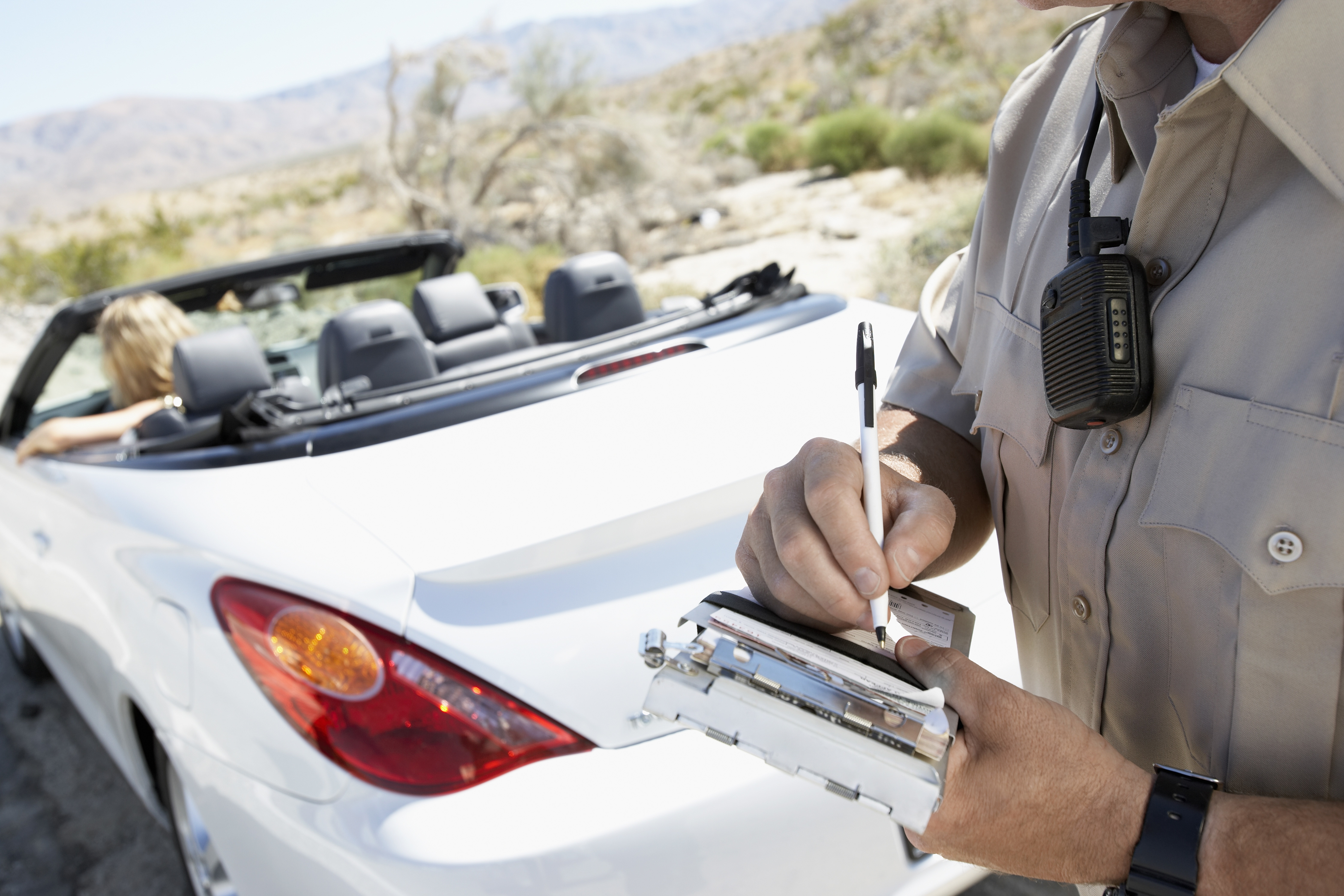 GPS tracking for police and law enforcement helps keep officers, suspects, and the community safer