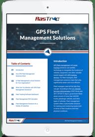 GPS Fleet Management Solutions