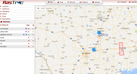 Fleet management systems and geofencing capabilities can help you to know where your vehicles and other equipment are located at all times.