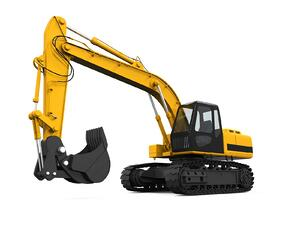Asset tracking for construction equipment.