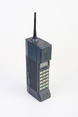 Telecom devices such as cell phones used to be huge... now they're tiny.
