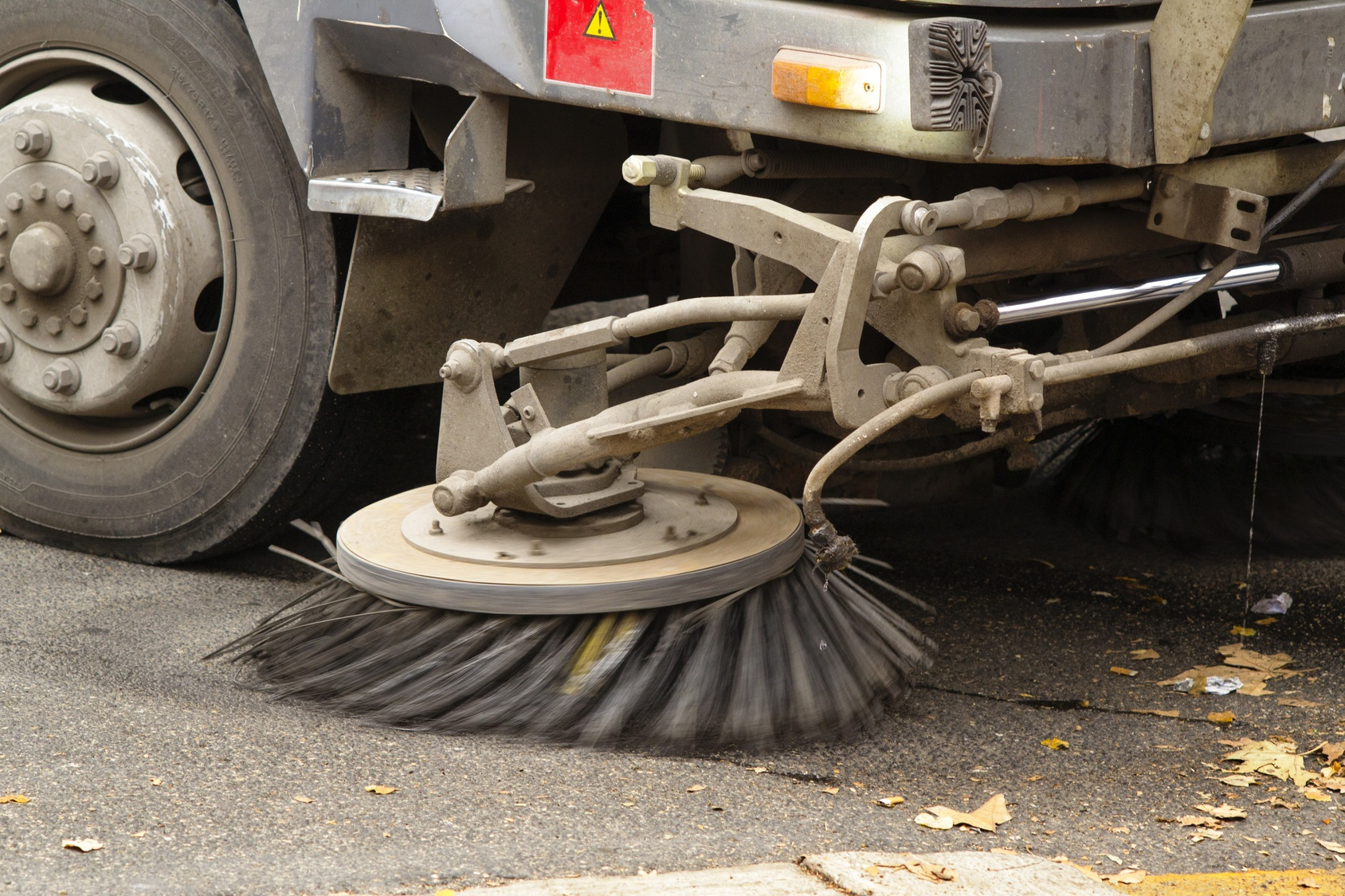 keeping streets clean can be important for municipal health and safety, in addition to making your roads look nice.