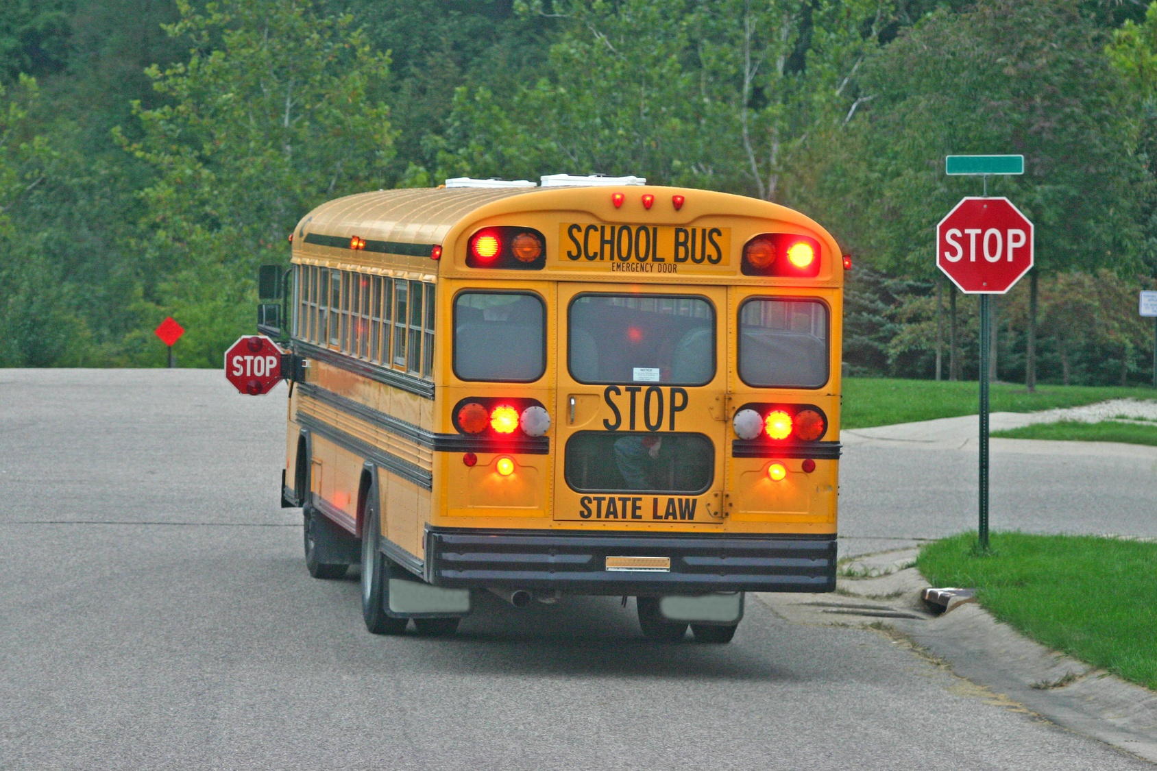 How drivers handle turns and the speeds they travel at are considerable factors in keeping school buses safe.