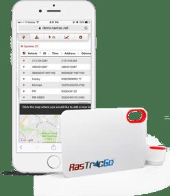 rastracGO gps tracking