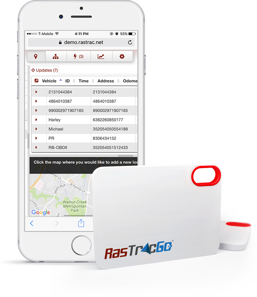 RastracGo is the next step of Rastrac's live tracking software system