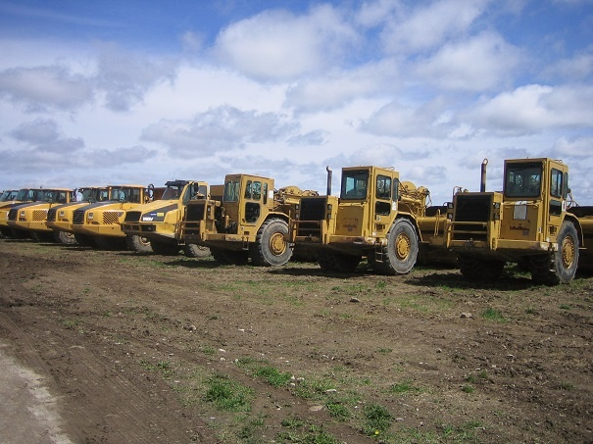 rental equipment tracking