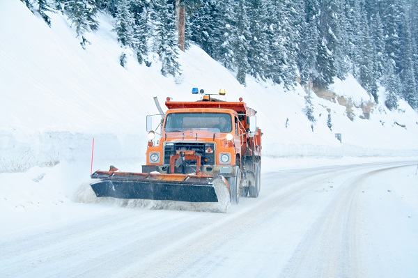 GPS management solutions can make snow plow operations more efficient
