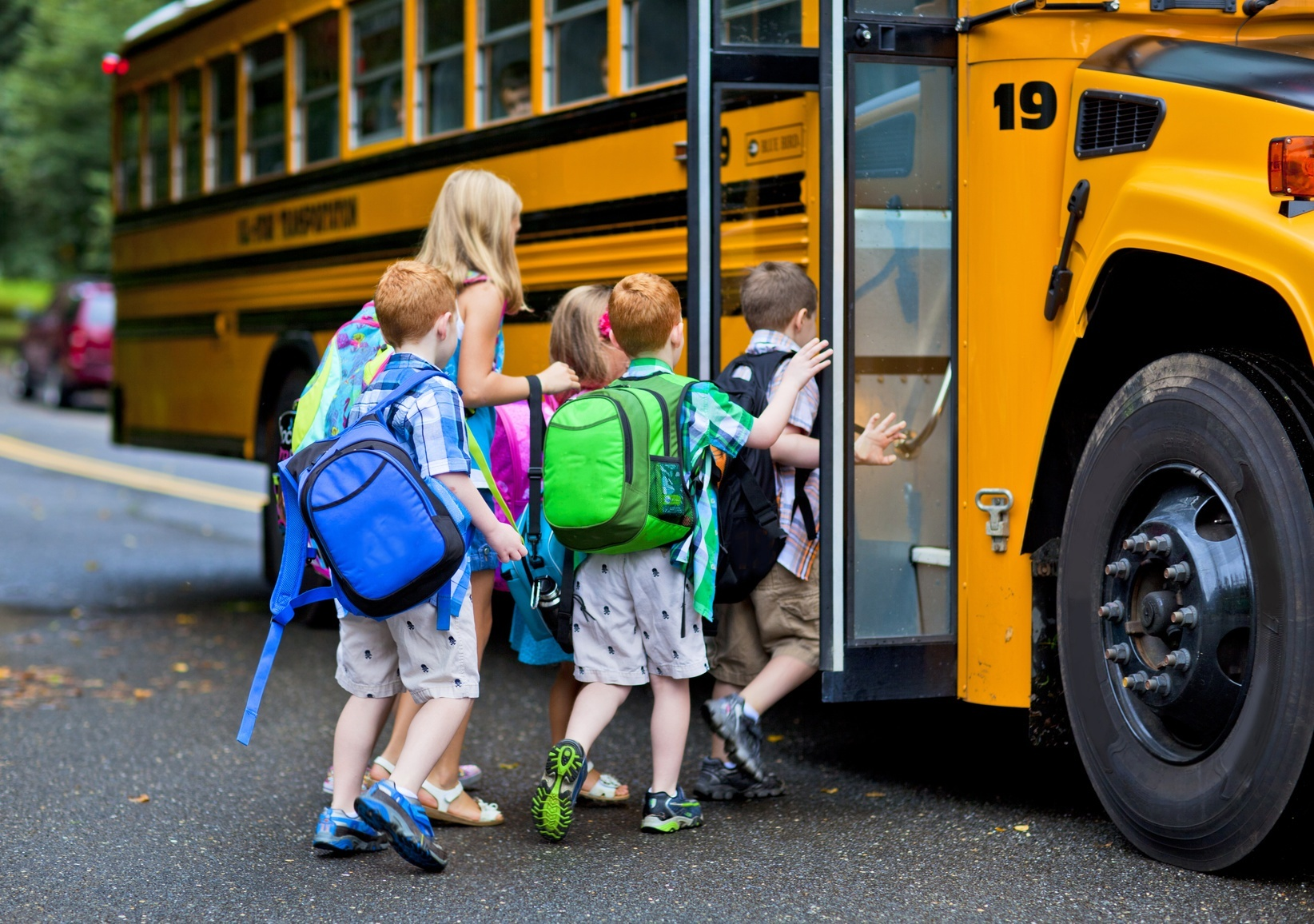 School Buses carry precious cargo; keeping that cargo safe is a #1 priority.