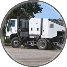Keeping streets clean and beautiful is a tall task, even for the most well-equipped fleet of street sweepers.