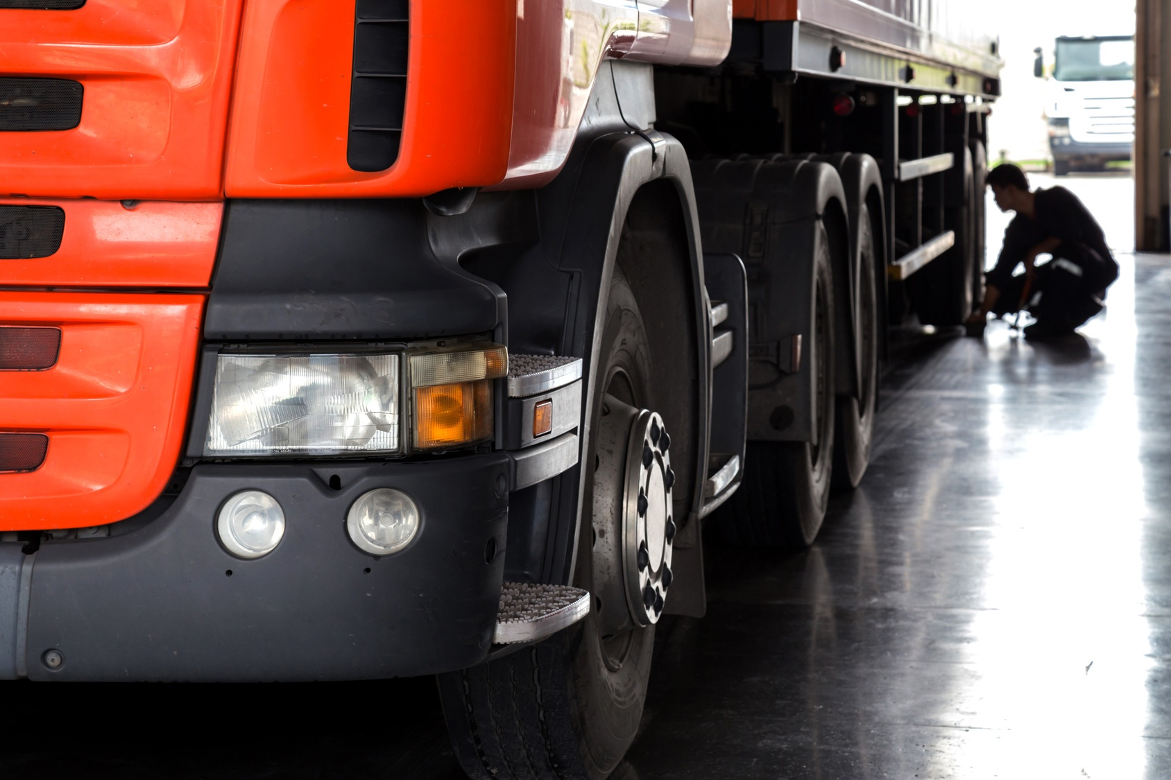 Regular repair and maintenance is critical for making sure that fleet assets perform at their best.